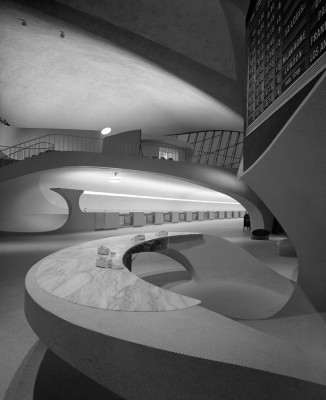 TWA Terminal at Idlewild (now JFK) Airport, Eero Saarinen, New York, NY