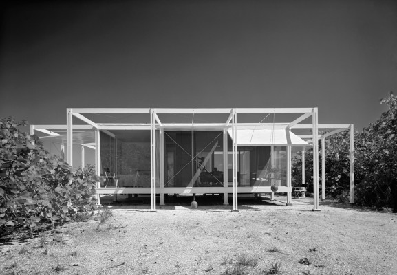 Walker Guest House, Paul Rudolph, Sarasota, FL