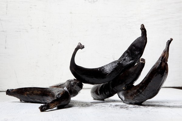 Black Plantains, Ice and Air