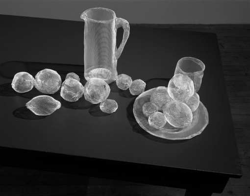Mesh Objects (After Cezanne #1)