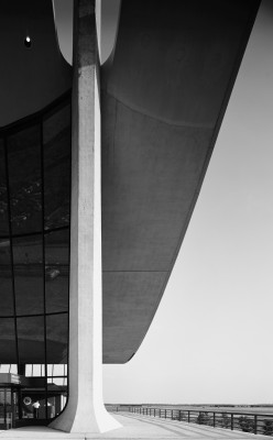 Dulles Airport, Eero Saarinen, Chantilly, VA