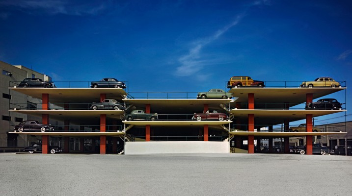 Miami Parking Garage, Robert Law Weed and Associates, Miami FL